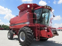 Combine For Sale 1997 Case IH 2366