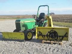 Tractor - Compact For Sale 1997 John Deere 855