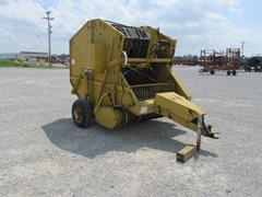Baler-Round For Sale Vermeer 605
