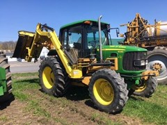 Tractor For Sale 2008 John Deere 6330 , 105 HP