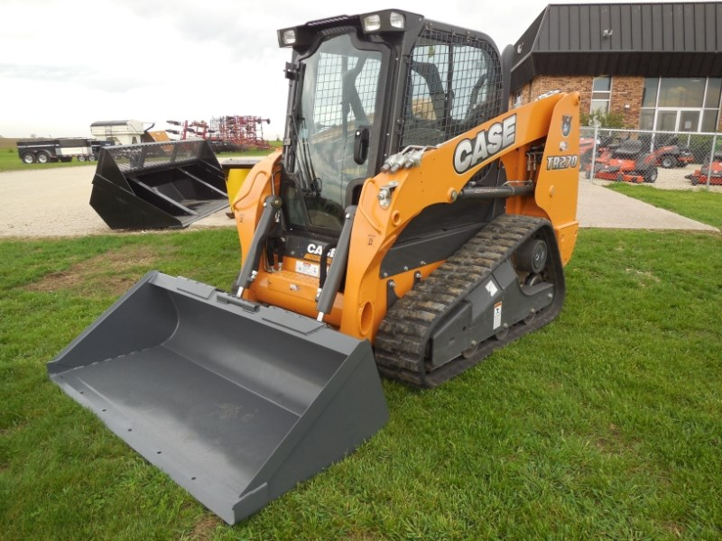 2016 Case TR270 Skid Steer-Track For Sale