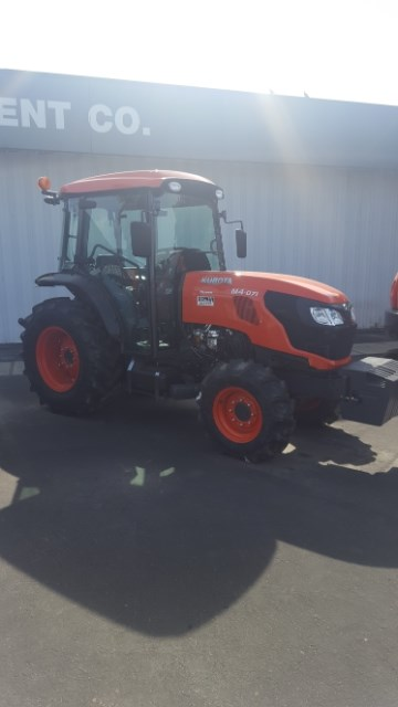 2017 Kubota M4N-071HD Tractor - Compact For Sale