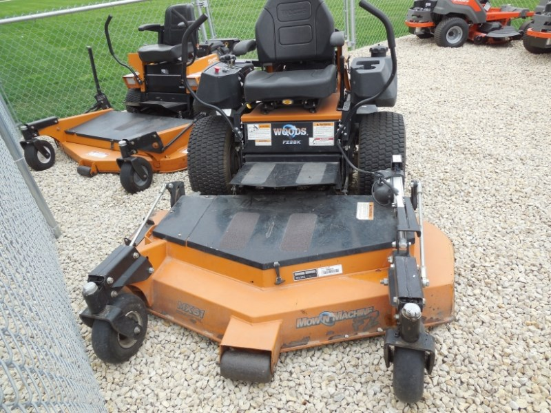2007 Woods FZ 28K Riding Mower For Sale