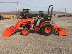 Tractor For Sale:  Kubota B2650HSD