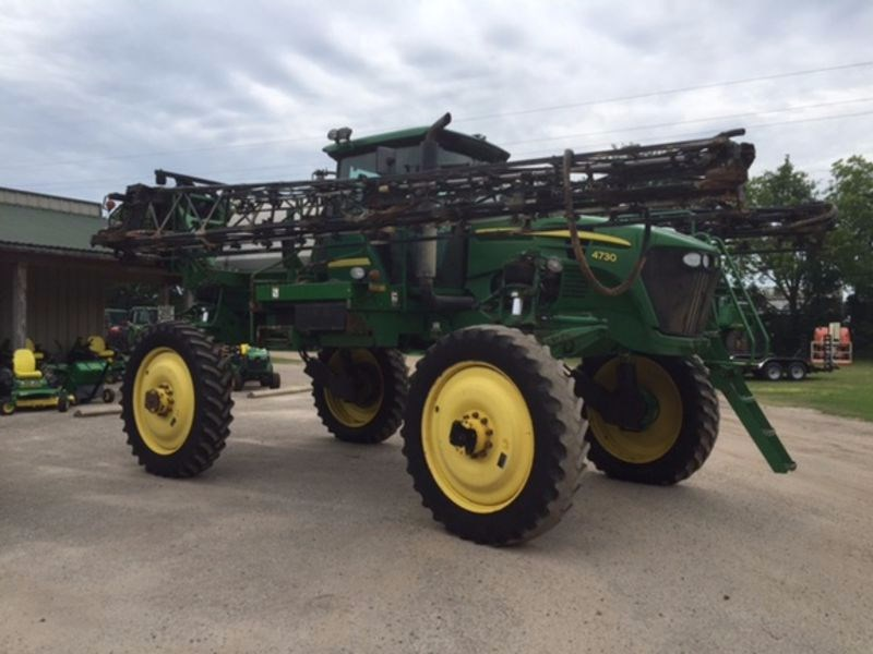 John Deere 4730 Sprayer-Self Propelled For Sale