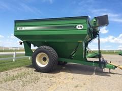 Grain Cart For Sale 2012 J & M 875-18
