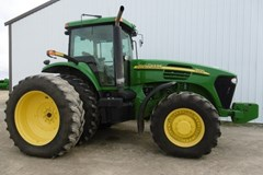 Tractor For Sale 2006 John Deere 7820 , 155 HP