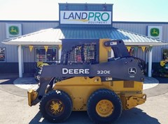 Skid Steer For Sale 2013 John Deere 320