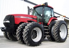 Tractor For Sale 2006 Case IH MX285 , 240 HP