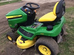 Riding Mower For Sale:  2016 John Deere X354