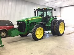 Tractor For Sale:  2008 John Deere 8130 , 180 HP