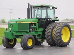 Tractor For Sale 1989 John Deere 4555 , 155 HP