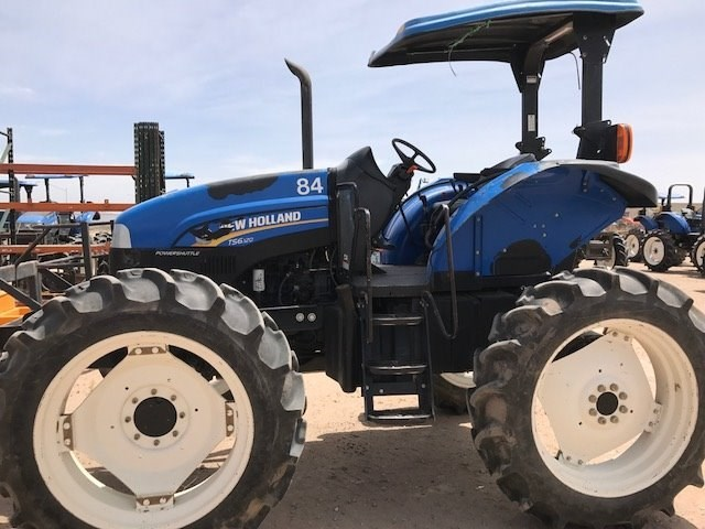 2014 New Holland TS6.120HC Tractor