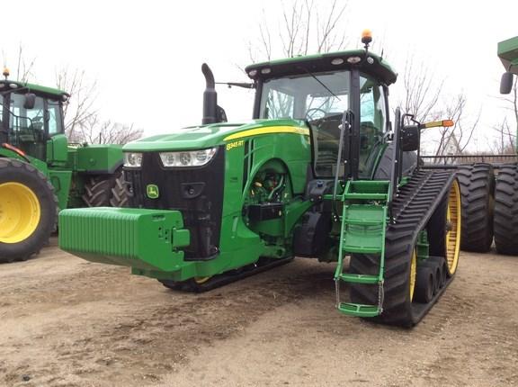 2014 John Deere 8345RT Tractor For Sale