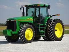 Tractor For Sale 2001 John Deere 8410 , 235 HP