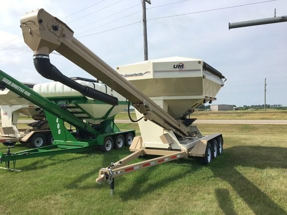2014 Unverferth 3750 Grain Cart For Sale