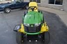 Riding Mower For Sale:  2016 John Deere X738 , 25 HP