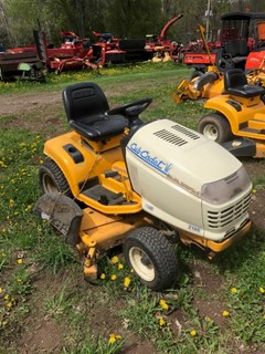 Riding Mower For Sale Cub Cadet 2186