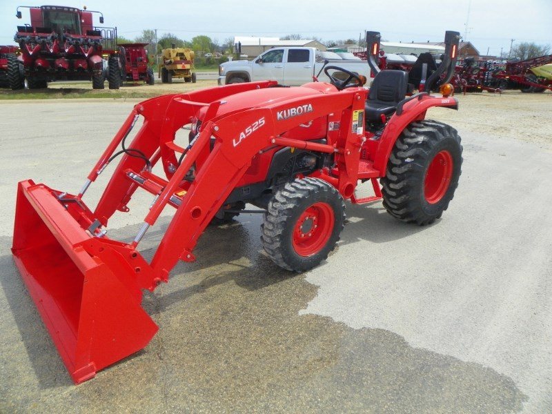 2016 Kubota L2501 Tractor For Sale