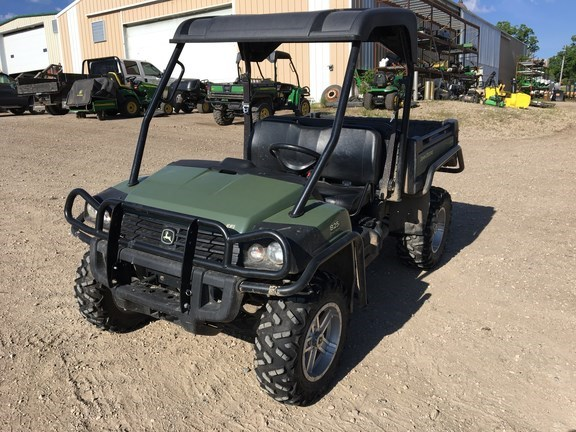 2013 John Deere XUV 825i Utility Vehicle For Sale