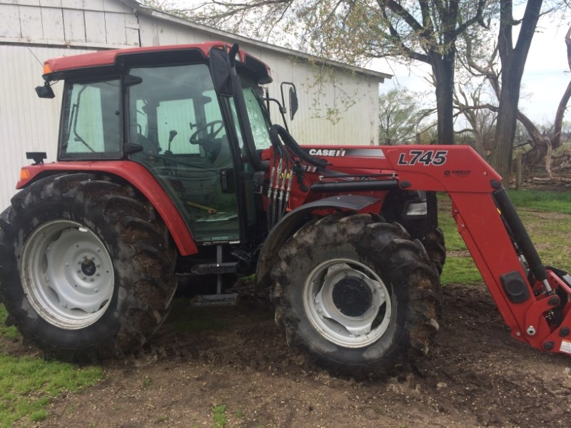 2012 Case IH 105U Tractor For Sale