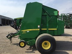 Baler-Round For Sale:  2013 John Deere 569