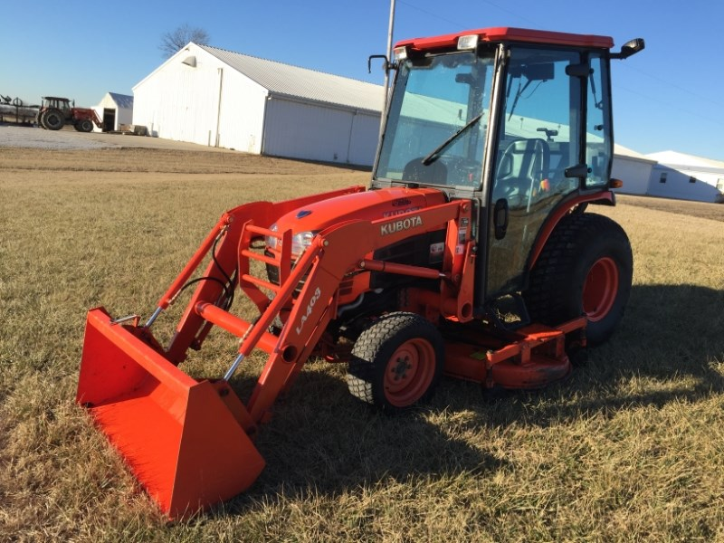 2005 Kubota B3030 Tractor For Sale