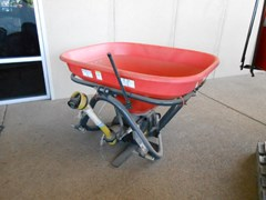 Fertilizer Spreader For Sale:  Kubota VS400