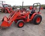 Tractor - Compact For Sale: 1995 Kubota B2150HST, 24 HP