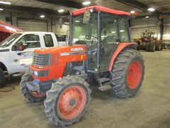 Tractor For Sale 2001 Kubota M6800DTHS , 60 HP