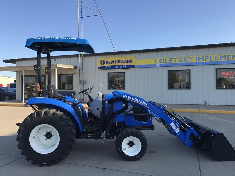 2016 New Holland BOOMER 37 Tractor For Sale