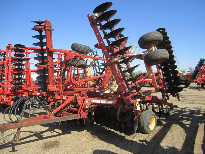 1998 Krause 3957WR Disk Harrow For Sale
