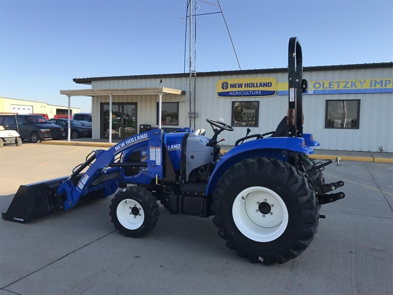2016 New Holland BOOMER 33 Tractor For Sale