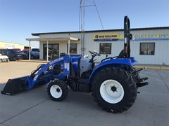 Tractor For Sale:  2016 New Holland BOOMER 33 , 32 HP