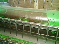 Header-Auger/Flex For Sale:  1992 John Deere 918F
