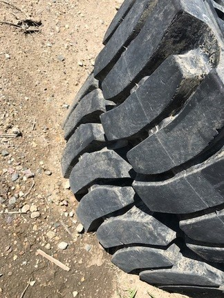 John Deere solid tires and wheels Wheels and Tires For Sale