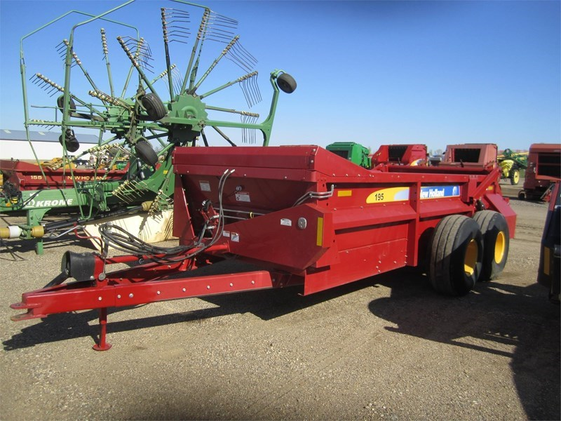 2013 New Holland 195 Manure Spreader-Dry For Sale