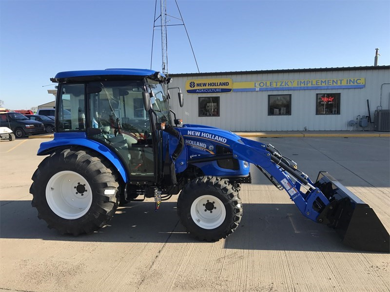 2017 New Holland BOOMER 41 Tractor For Sale