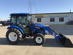 Tractor For Sale:  2017 New Holland BOOMER 41 , 40 HP