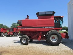 Combine For Sale 1993 Case IH 1666