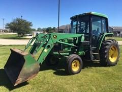 Tractor For Sale 1995 John Deere 6200 , 89 HP