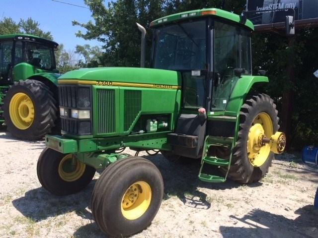 1995 John Deere 7700 Tractor For Sale
