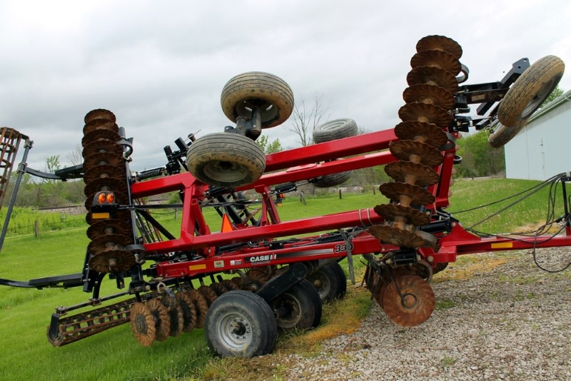 2013 Case IH 330 Turbo - 25 Vertical Tillage For Sale