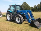 Tractor For Sale:  2012 New Holland T6.150 , 100 HP