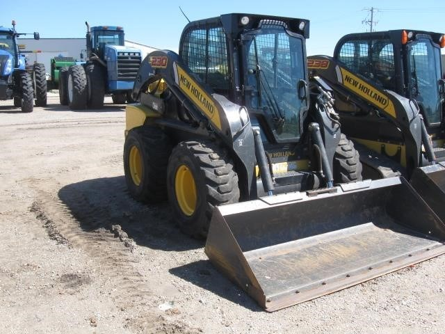 2014 New Holland L230 Skid Steer For Sale