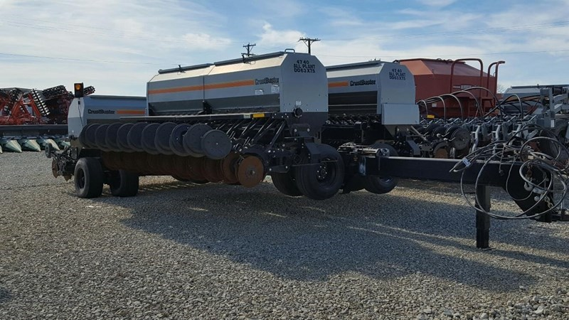 2011 Crust Buster 4740 Grain Drill For Sale
