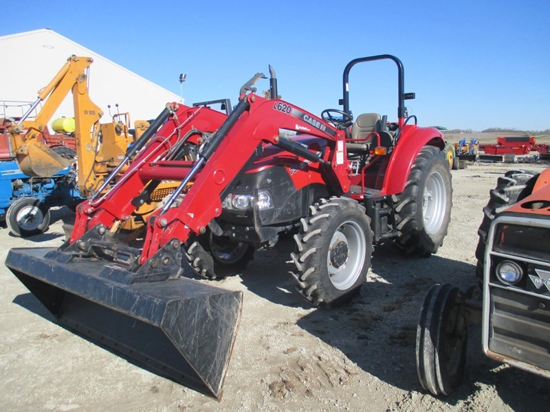 2012 Case IH FARMALL 75C Tractor For Sale