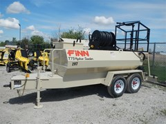 Hydroseeder  2017 Finn T75T