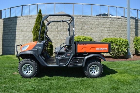 2017 Kubota RTV-X900WL-HS ATV For Sale