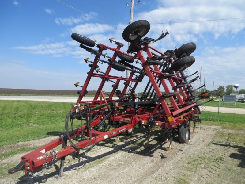 2008 Case IH TM200 Field Cultivator For Sale
